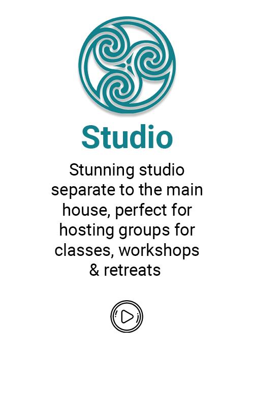 studio button